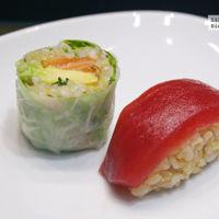 Llega el sushi con arroz integral. ¿Es necesario que el sushi se vuelva más sano?
