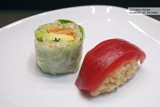 Daily Sushi Integral