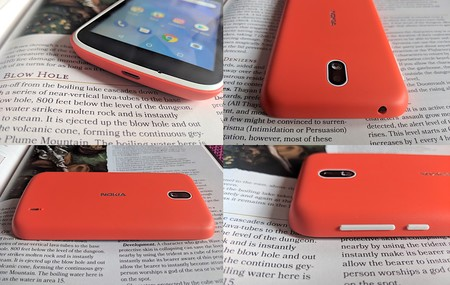 Diseno Nokia 1 Partes