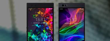 Razer Phone 2 vs Razer Phone: esto es todo lo que ha cambiado