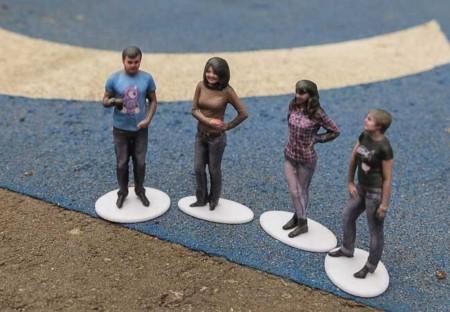 Una figura a nuestra imagen y semejanza gracias a Kinect y una impresora 3D