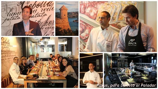 La cocina de Malta