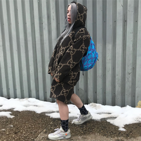 Billie Eilish Gucci Estilo 02