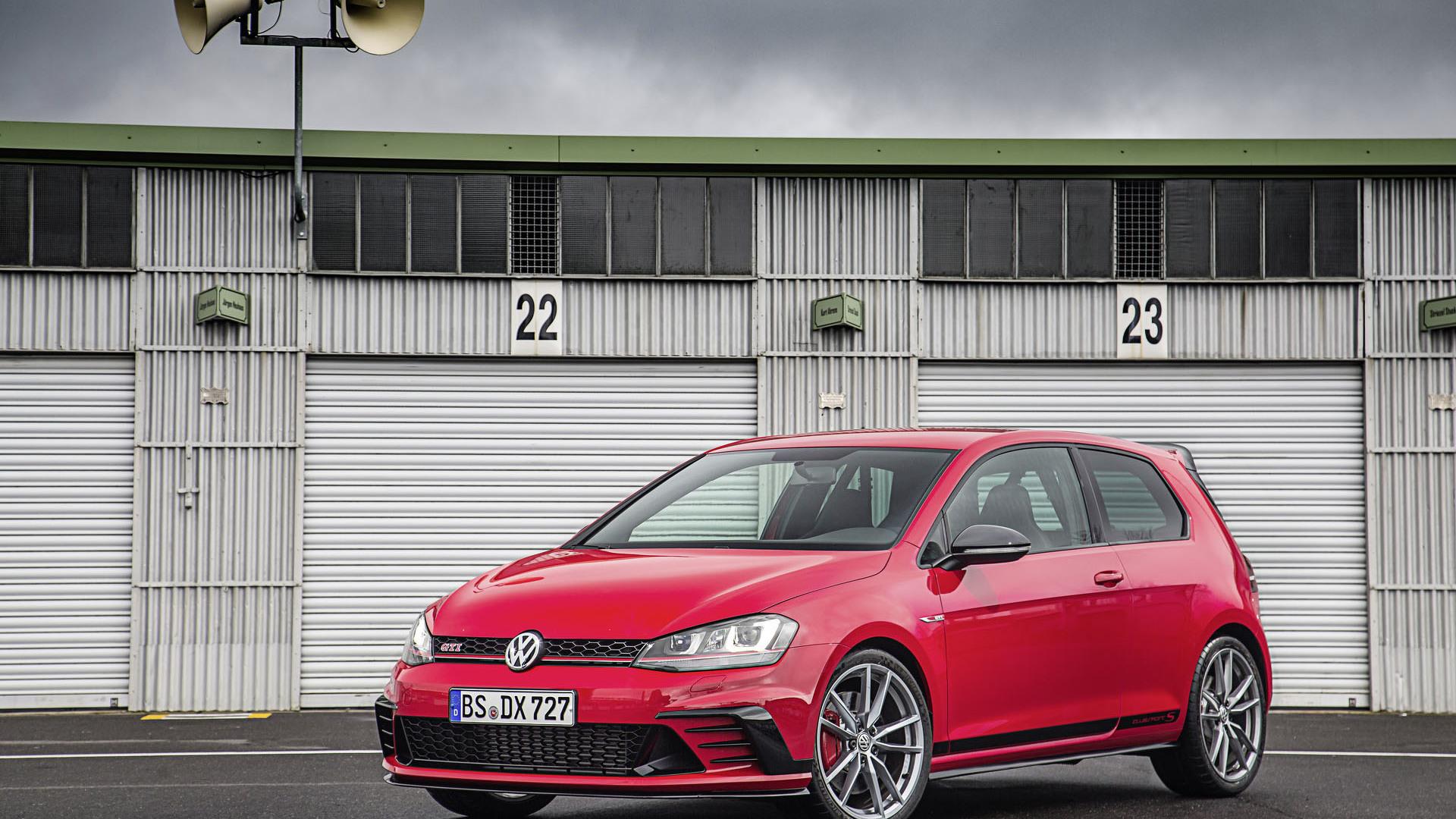 Foto de Volkswagen Golf GTI Clubsport S (19/36)