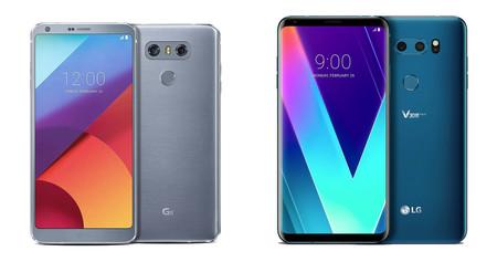 Lg G6 Lg V30thinq