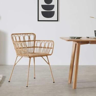8 sillas bonitas para tener un comedor con efecto wow (y además son muy instagrameables)
