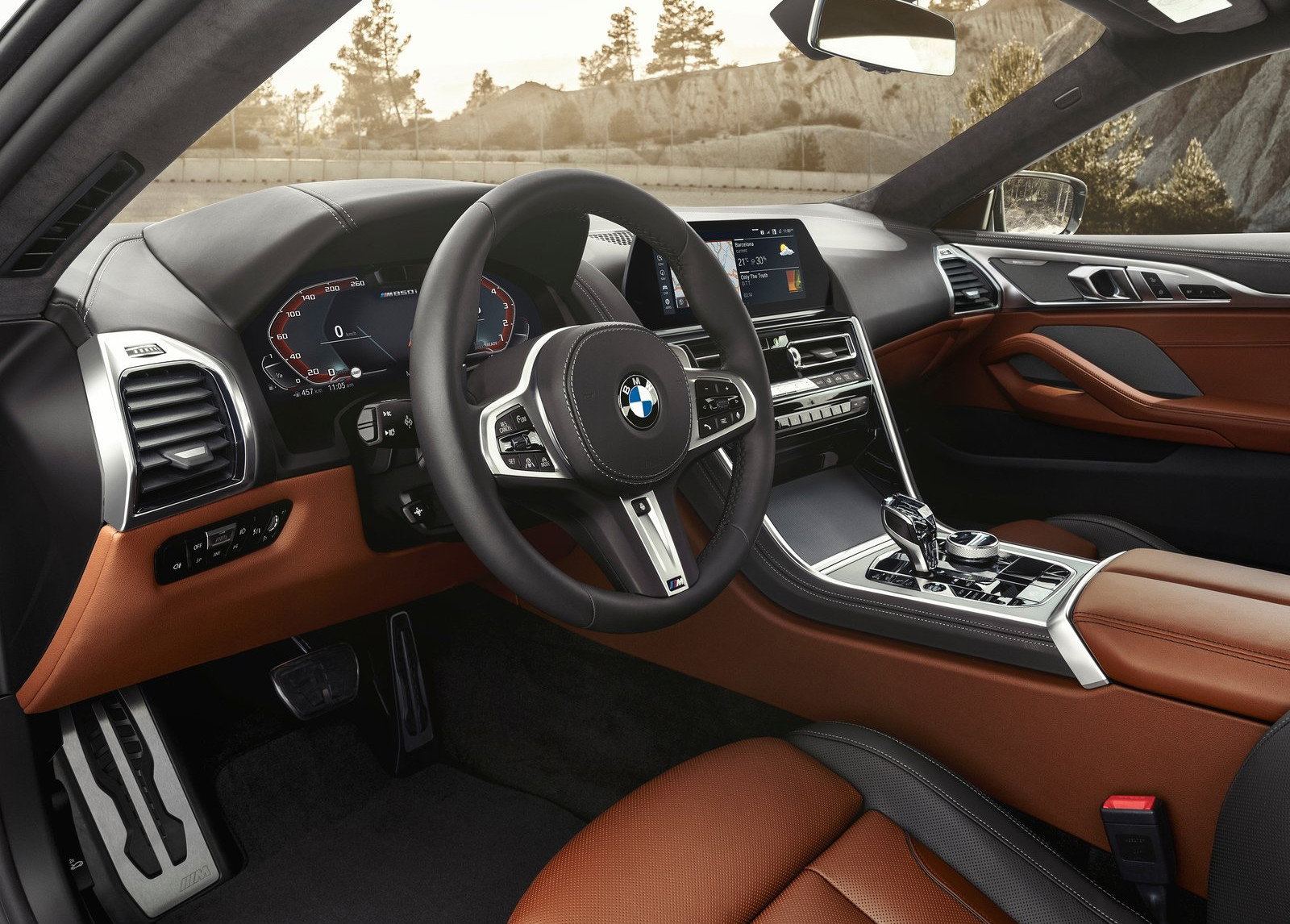 Foto de BMW Serie 8 (38/57)