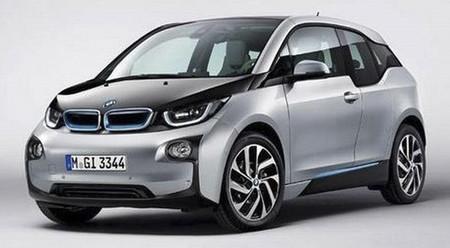 Así será finalmente el BMW i3