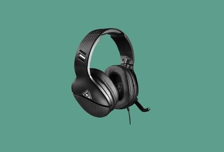 Estos excelentes auriculares gaming de Turtle Beach, por poco más de 20 euros en una oferta tentadora