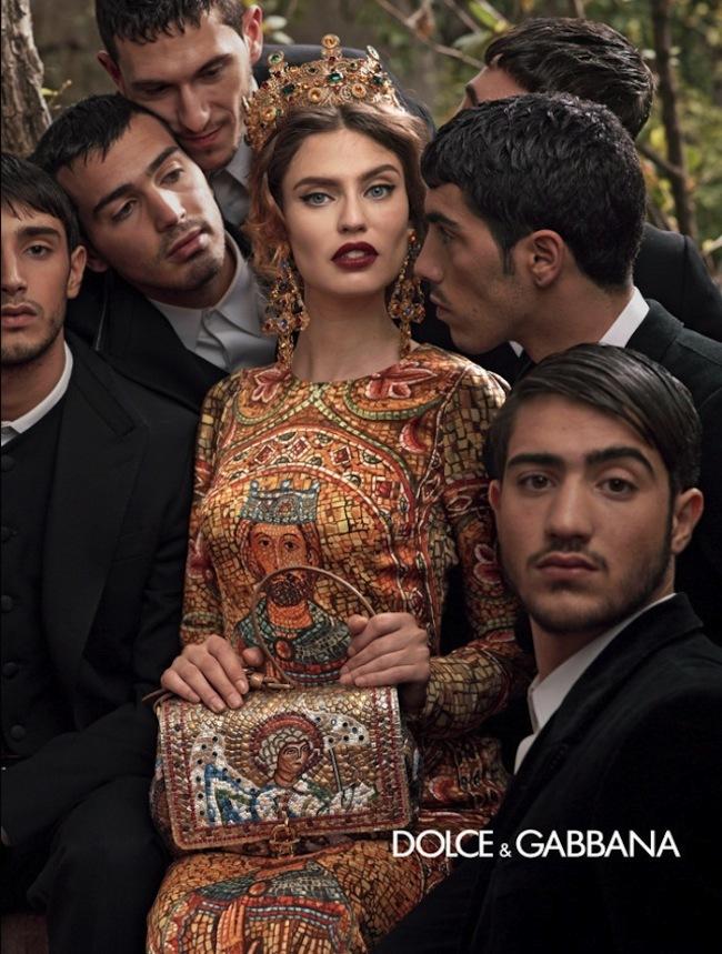 Foto de Campaña Otoño-Invierno 2013/2014 Dolce & Gabbana (10/12)