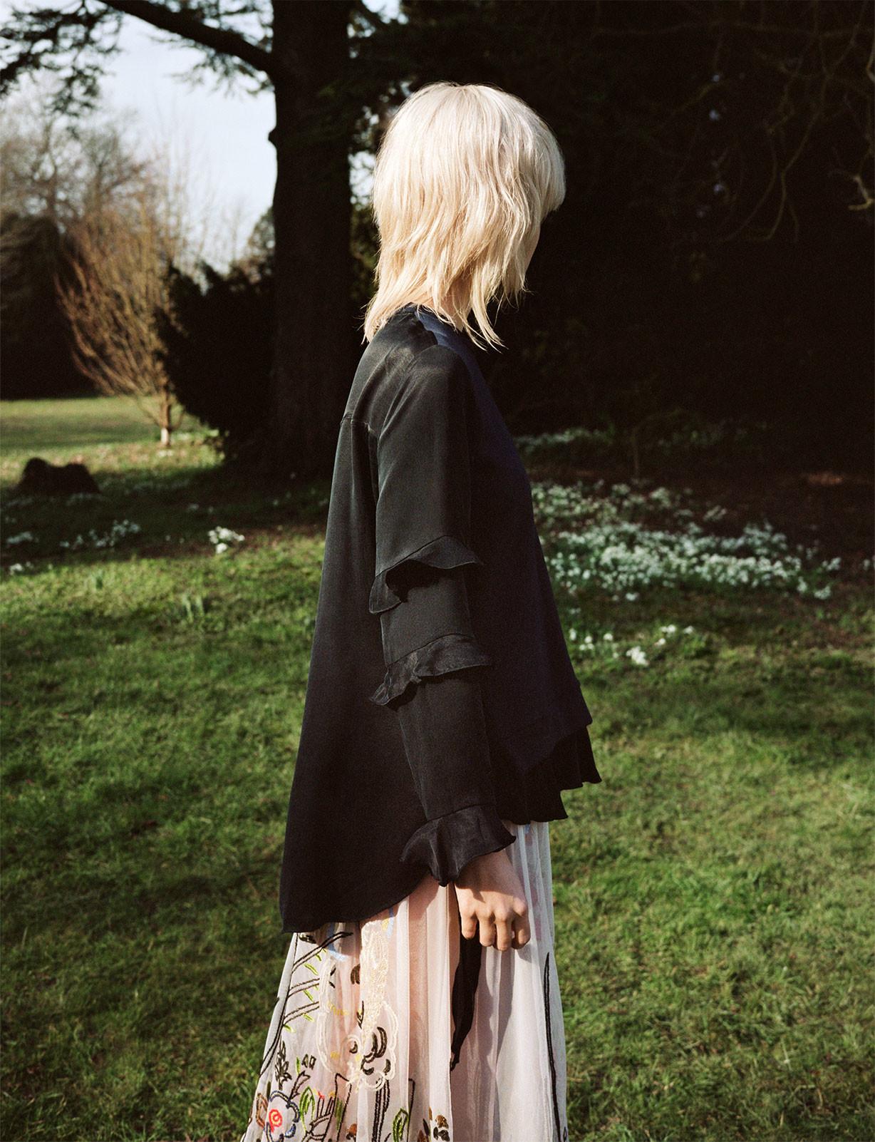 Foto de Zara campaña 'New florals' Primavera 2017 (5/9)
