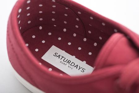 Las sneakers de Saturdays Surf NYC: lo importante está en el interior