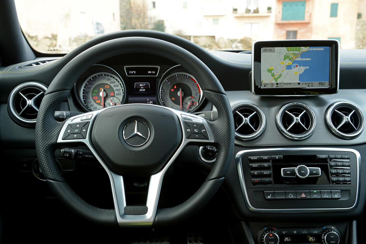 Foto de Mercedes-Benz Clase CLA (Saint-Tropez) (33/51)
