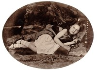 Lewis Carroll, el retratista de la inocencia