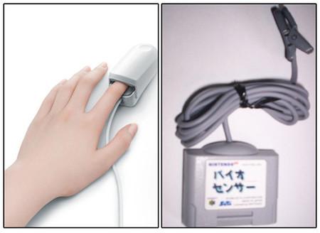 El Vitality Sensor de Wii ya apareció en Nintendo 64 en el año 1998