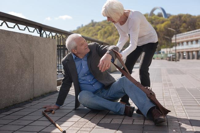 Caídas en personas mayores