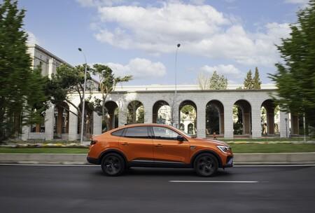 Renault Arkana E Tech 2021 Prueba 028