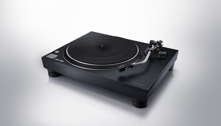 Direct Drive Turntable System Sl 100c 01