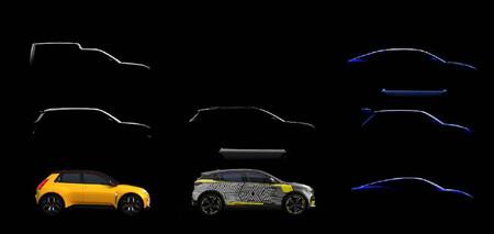 Renault prevé lanzar hasta 10 coches eléctricos para 2025, algunos con motor eléctrico de flujo axial al igual que el Ferrari SF90 Stradale