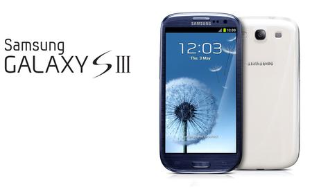 Samsung Galaxy SIII ha llegado a México