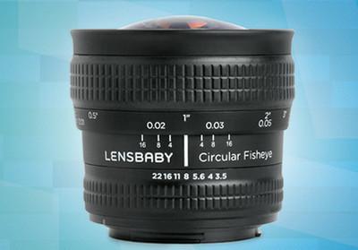 El «ojo de pez» de Lensbaby llega a las monturas Sony E, Micro Cuatro Tercios y Samsung NX