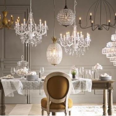 Siete propuestas decorativas para acompañar al otoño con las lámparas de Maisons Du Monde