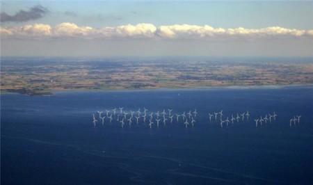 A los hogares escoceses les bastará con abastecerse con energía eólica