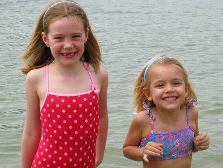Para ser feliz hay que tener dos hijas