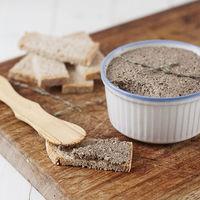 Cómo hacer paté vegano de champiñones y nueces: receta exprés