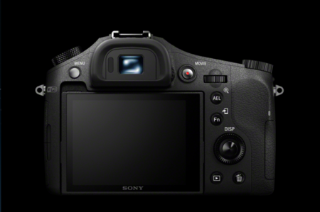 Sony RX10 LCD