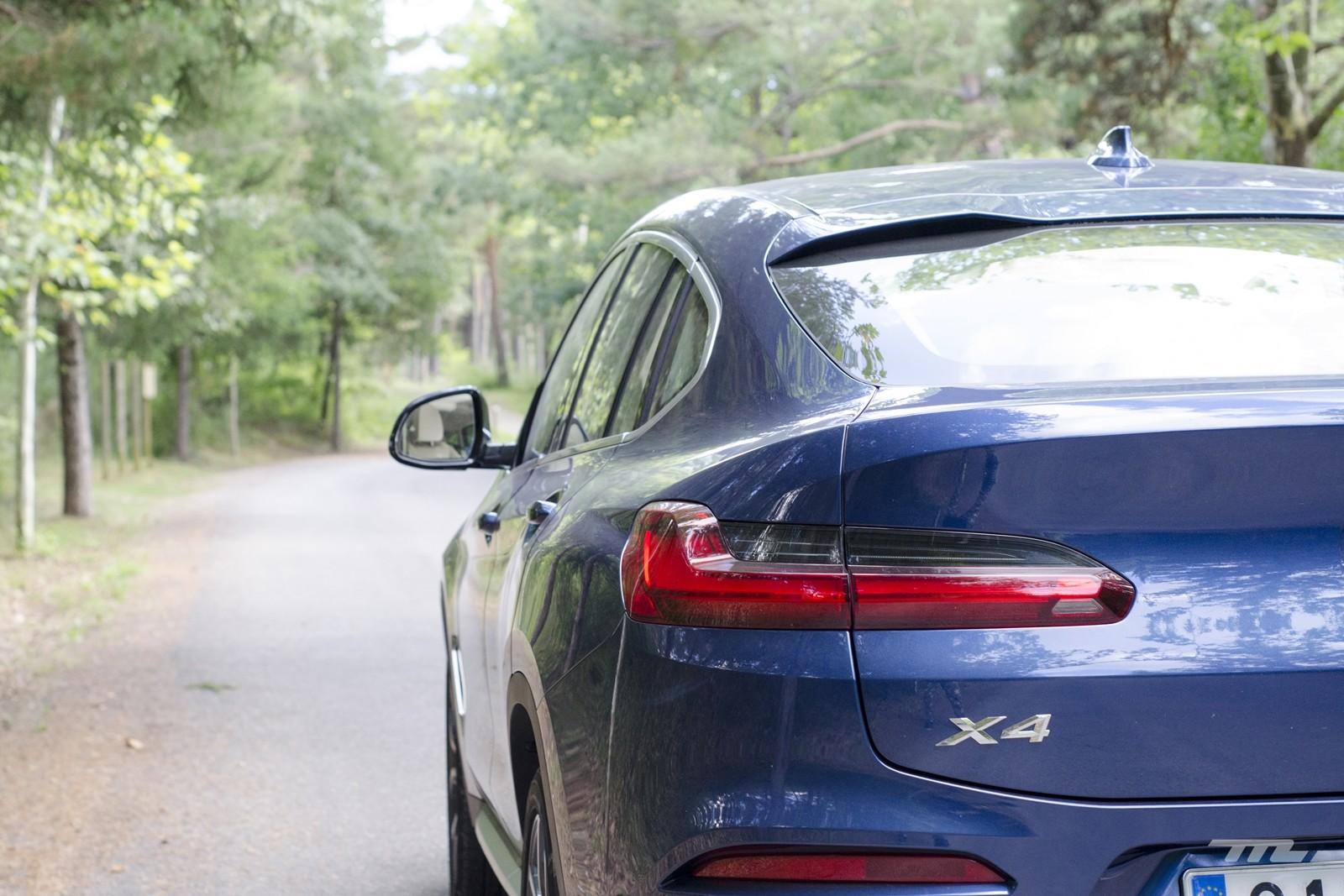 Foto de BMW X4 2018, prueba (19/65)