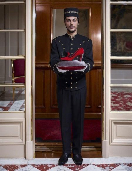 Los zapatos de Louis Vuitton para esta nueva temporada son de inspiración victoriana
