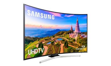 Inteligente, curva, 4K, de 49 pulgadas y ahora un poquito más barata: la Samsung 49MU6205 en PcComponentes por 619 euros