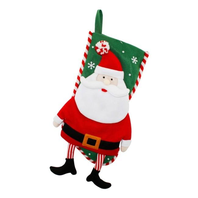 Calcetin Navideno De Papa Noel 9 95eur