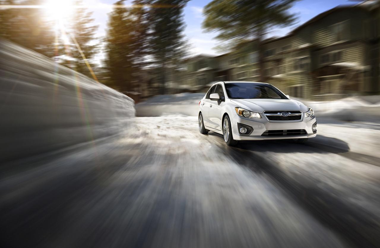 Foto de 2012 Subaru Impreza (7/20)