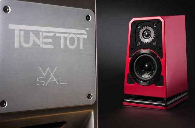 """El nuevo TuneTot es el altavoz más pequeño y """"económico"""" de Wilson Audio"""