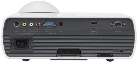 Sony VPL-BW120S rear