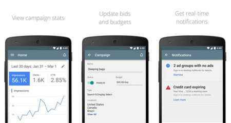 Googe AdWords para Android