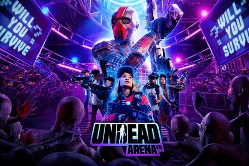 Hemos jugado a Undead Arena VR, el cañero juego de realidad virtual de Zero Latency centrado en masacrar zombis a cascoporro