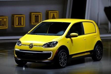 Volkswagen e-load Up! Frankfurt 2013 02