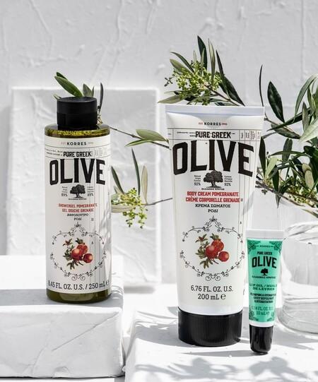 korres pure greek olive
