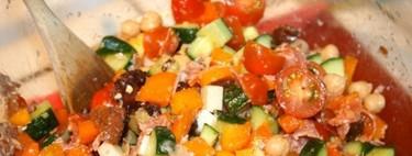 Nutrición densa. ¡No cuentes las calorías, cuenta los nutrientes!