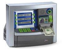 Cajero automático de juguete para niños