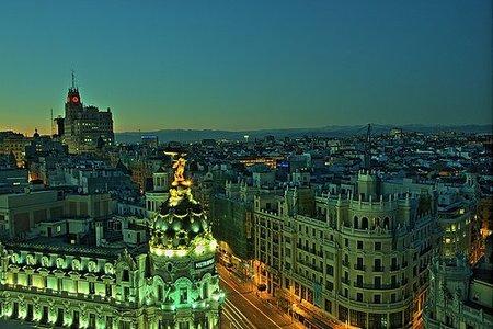 Madrid, la capital más dulce por un día