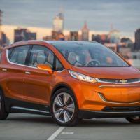 LG y Chevrolet trabajan en el coche eléctrico para todos los públicos: Chevy Bolt