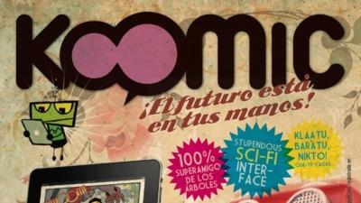 Koomic empieza a retirar el DRM de algunos de sus cómics