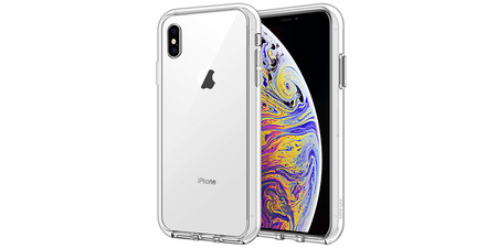 Funda Transparente Iphone Xs Max Jetech