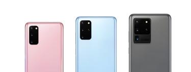 Samsung Galaxy S20, S20 Plus y S20 Ultra, precio y disponibilidad en México