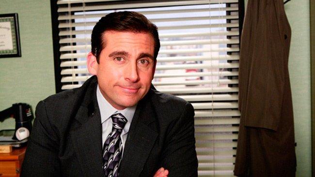 Michael Scott: Protagonista de The Office