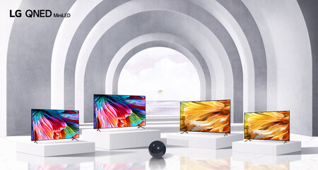 Lg Qned Mini Led Tv Lineup 1